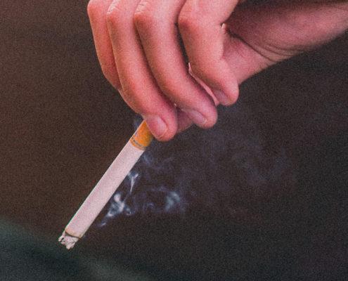 crisi d'astinenza sigarette