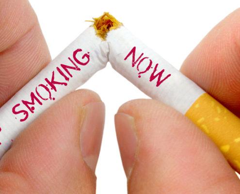 smettere di fumare velocemente